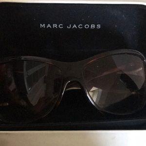 Original Marc Jacobs Oversized Sunglasses